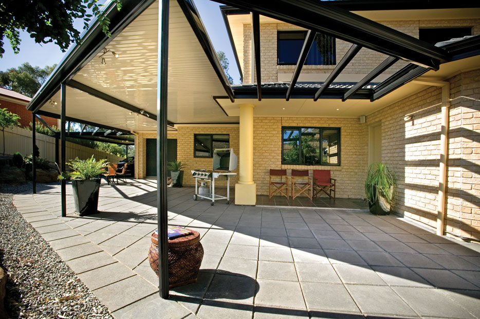 Roofing Options For Pergola